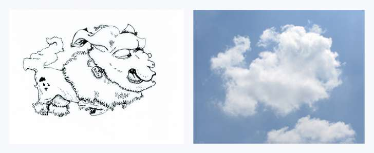 Tincho20_Rock the Weird Dog cloud